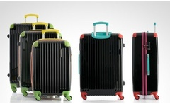 3 maletas Travel Collection Spinner Strong Ultralight en color a eleccion Incluye despacho - Groupon