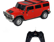 A2b Licensed Hummer Car Red - Snapdeal