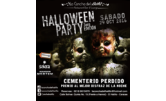 Halloween Party 3era edicion 2016 - TuDescuentón