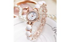 JW 2019 New Arrival Quartz Watch Women Luxury Brand Rhinestone Bracelet watches Ladies Fashion Stainless Steel Gold Wristwatches - AliExpress