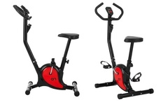 Bicicleta Fit Bike Q7 con microcomputadora y pantalla LCD - Groupon
