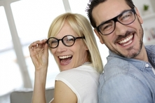Desde $38.000 por examen visual + lentes en policarbonato o lentes de contacto en City Optica Visual Care - Groupon