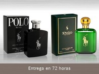 Clásicos. Polo Clásico Green 118 ml y Polo Black 125 ml - LetsBonus