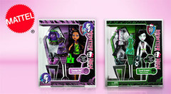 ¡Para las fans Monster High! S/. 125 en vez de S/. 160 por 1 Muñeca Monster High + Accesorios de MATTEL - OferTOP