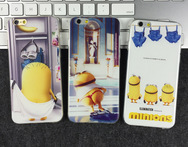 Cartoon Yellow Minion Case for Iphone 6 Despicable Me series Mobile Soft Cover Tpu Phone Cases for Iphone 6 Number 23 to 27 - AliExpress