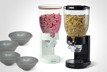 Dispensador de Cereales + 4 Bowls 35% - Cuponatic