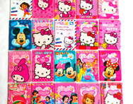 Cartoon hello kitty ID Card Holder Passport Holder PVC Leather 3D Design Passport Cover 14 9 6CM Passport Holder - AliExpress