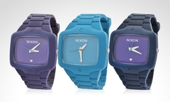 $49.990 en vez de $98.300 por reloj Nixon® The Rubber Player en color a elección. Incluye despacho - Groupon