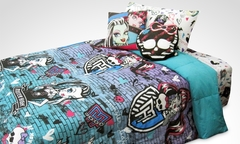 $18.990 por plumón reversible modelo Monster High con despacho - Groupon