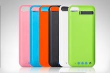 $429 por funda cargadora para iPhone 5, 5c y 5s con envío. Elige color - Groupon