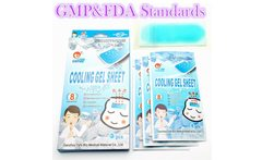 15pcs Medical Grade Hydrogel Multifunctional Forehead Cooling Patch of Fever Reducing Cooling Gel Patch For Children Adult - AliExpress