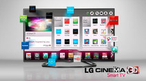 S/. 1799 en vez de S/. 2599 por LG Cinema 3D Smart TV 42