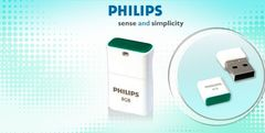 Pendrive Philips 8 GB - woOw