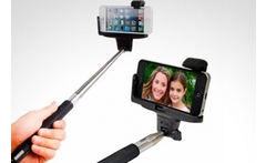 Monopod con bluetooth integrado selfie stick para celulares - Groupon
