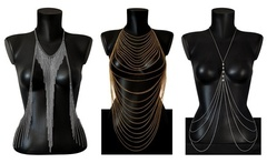 Body Chain disponible en diferentes modelos desde 12 90 - Groupon