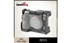 SmallRig A7iii DSLR Cage for Sony A7RIII A7M3 A7III Camera Cage Stabilizer With Cold Shoe Mount 1 4 3 8 Threaded Holes 2087 - AliExpress