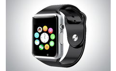 Cell SmartWatch NEGRO SW16 Bluetooth Disparador Podometro - Cuponatic