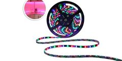 Rollo de luces LED multicolor 5 metros - woOw