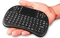 Mini Teclado Inalámbrico con Mouse Touchpad para Smart Tv - Big Deal Infobae