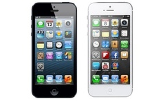 Apple iPhone 5 reacondicionado disponible en color blanco o negro y en diferentes capacidades - Groupon
