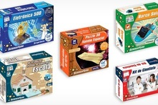Pack de 5 brinquedos educativos Science4you por 49,90€ - Groupon