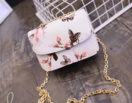 2015 women s chain handbag small bag trend flower clamshell package all match messenger bag - AliExpress