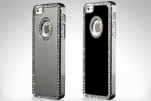 $299 en vez de $1,203 por case para iPhone 4, 4S o 5, 5S hechos con SWAROVSKI ELEMENTS con envío. Elige color - Groupon